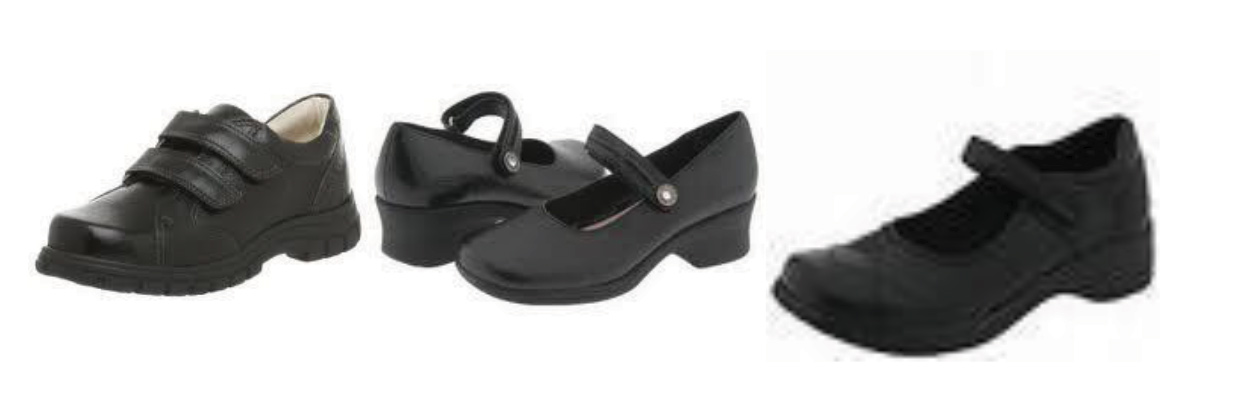 Photo of black shoes