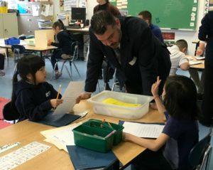 PA Secretary of Education Stops at FACTS